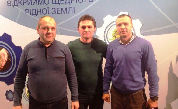 30.01.2018- Тернопіль Syngenta- науковий семінар