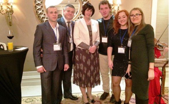 Щорічна конференція дистрибуторів 2017 27.01.2017- Київ