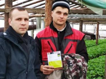 22.02.2018- Ровненская область Встреча с партнерами