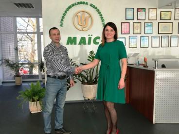 28.04.2018 - Встречи с партнерами в Кировоградской и Черкасской областях