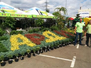 15.09.2017- Art Green Fest (Київ) - найбільший Фестиваль ландшафту рослин та квітів в Україні!