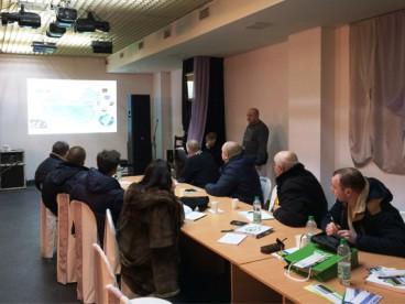 Агроцентр- Галичина- спільний семінар з Арокс Кроп 8.02.2017- Тернопіль