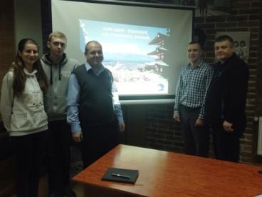 Саммит Агро Юкрейн- научный семинар22.01.2018- Ровне