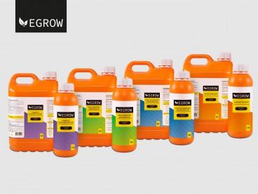 Нові біостимулятори Egrow!