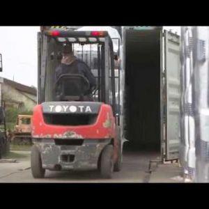 MK alusepanija ja konteiner